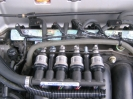 Prins VSI Autogasanlage - Motorraum Detail