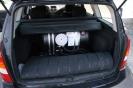 Vialle LPI Autogasanlage - Zylindertank
