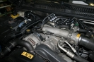 Prins VSI Autogasanlage - Motorraum Verdampferanlage