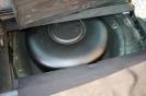 Prins VSI Autogasanlage - Radmuldentank