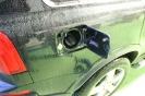 Autogasanlage Prins VSI - Minibetankung hinter der Tankklappe