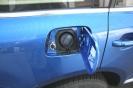 Prins VSI Autogasanlage - Minibetankung neben dem Tankstutzen