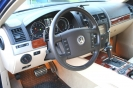 Prins VSI Autogasanlage - Cockpit