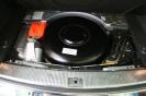 Prins VSI Autogasanlage - Radmuldentank im Kofferraum